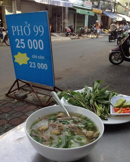 saigon pho soup