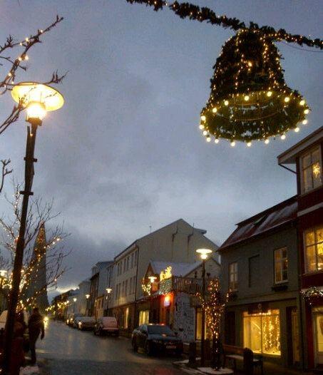 Reykjavik at 10am.