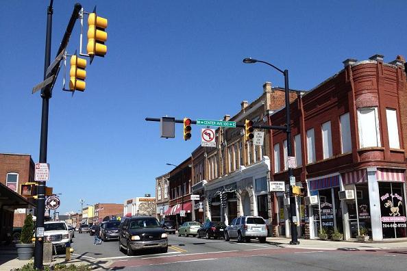 Mooresville wideshot