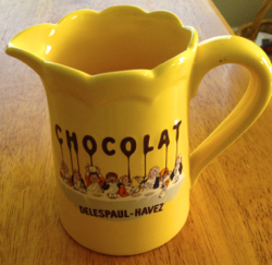 J'aime le chocolat. Tout chocolat.