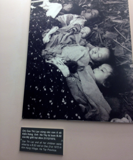 saigon war museum family killed