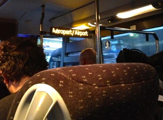 Air France bus