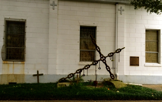 treme church cross