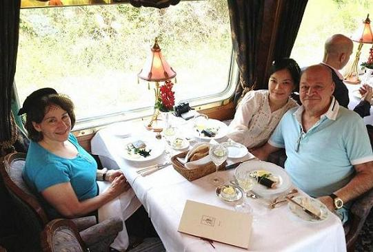 me on orient express