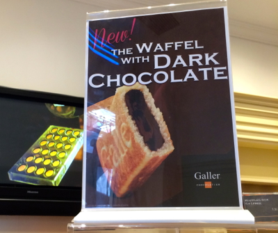 brussels jean galler waffel sign
