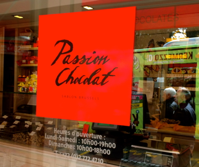brussels passion chocolat